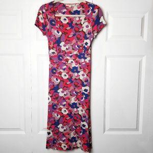 Boden | Floral Midi Dress